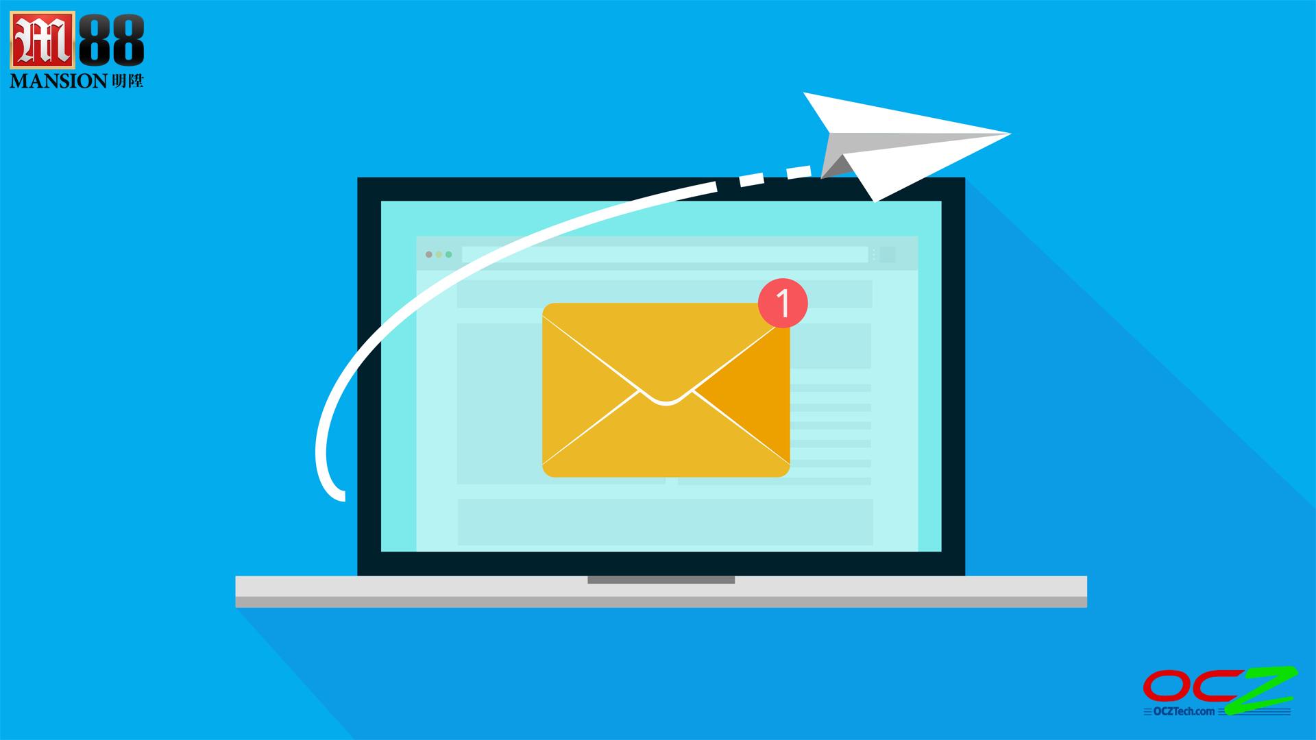 Sử dụng hình thức gửi Email