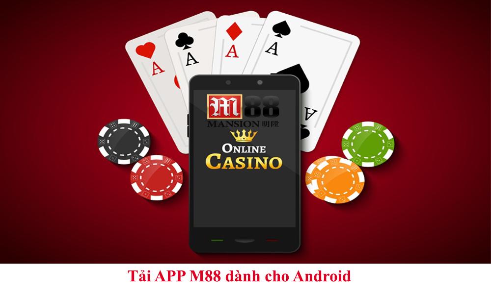 Tải APP M88 dành cho Android